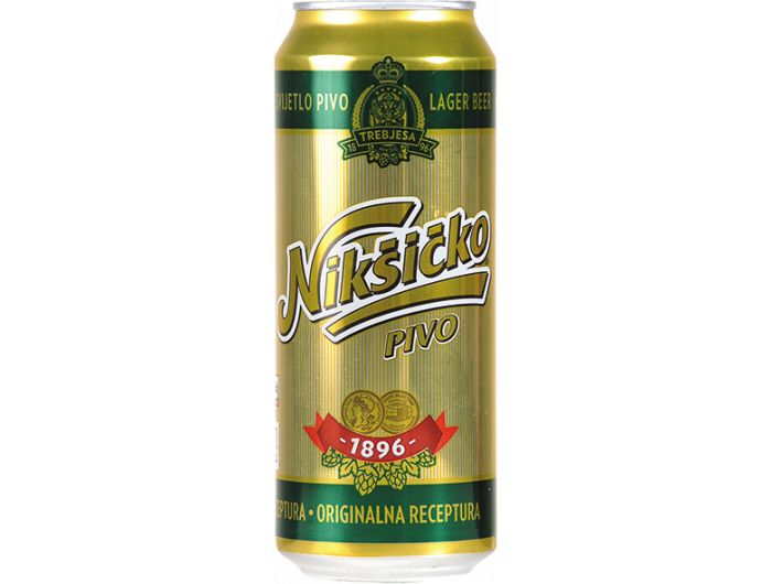 Nikšićko svijetlo pivo 0,5 l