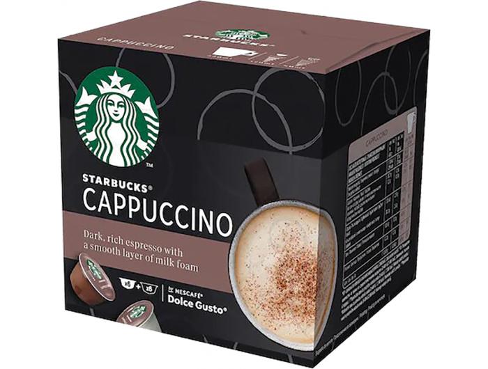 Starbucks Cappuccino kapsule 6+6 kom