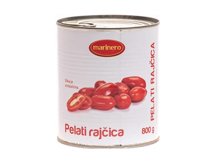 Marinero rajčica pelati 800 g