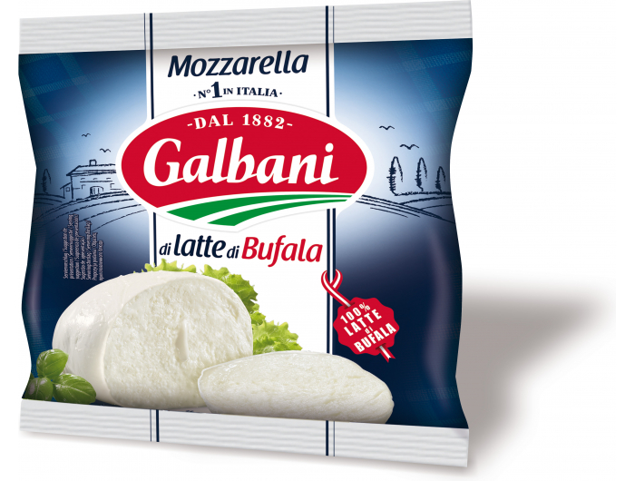 Galbani Mozzarella Bufala meki sir 125 g