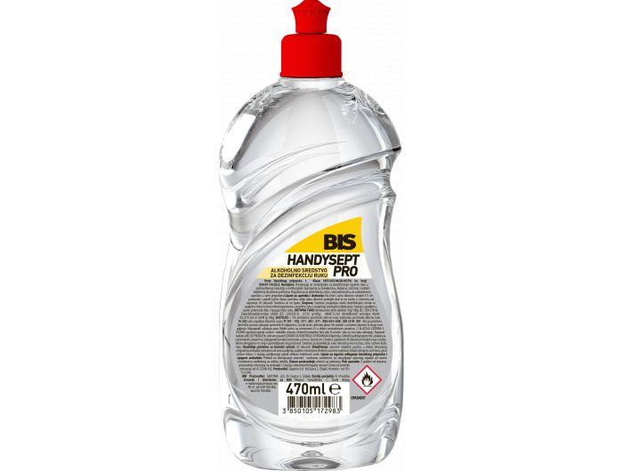 Saponia Bis sredstvo za dezinfekciju ruku  470 ml