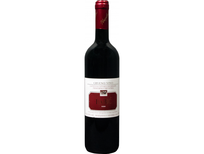 Vinoplod vino Babić 0,75 L
