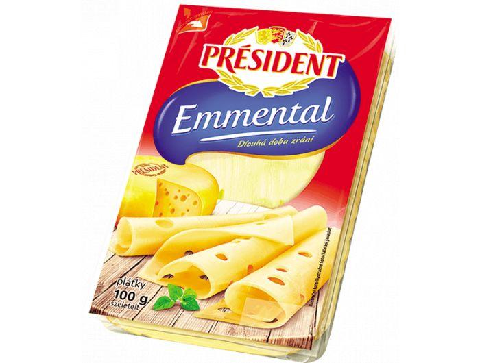 President sir Ementaler 100 g