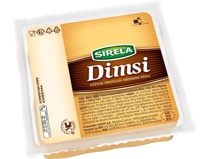 Dukat Sirela Dimsi sir 400 g