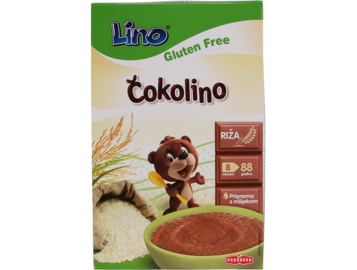 Podravka, Lino Čokolino bez glutena 200 g
