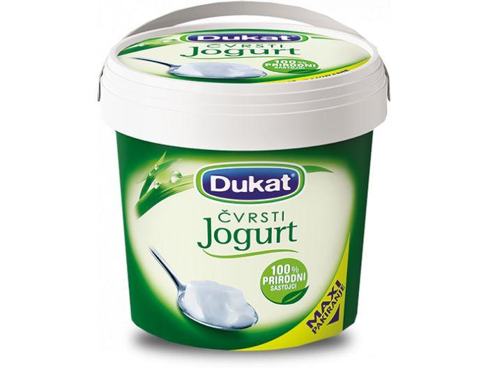 Dukat jogurt čvrsti 3,2% m.m. 800 g