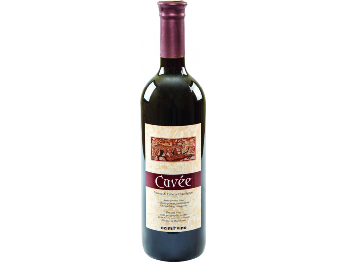 Ezimit Cuvee crno vino 0,75 L