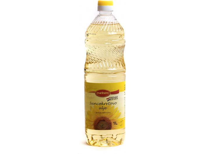 Marinero Suncokretovo ulje 1 L