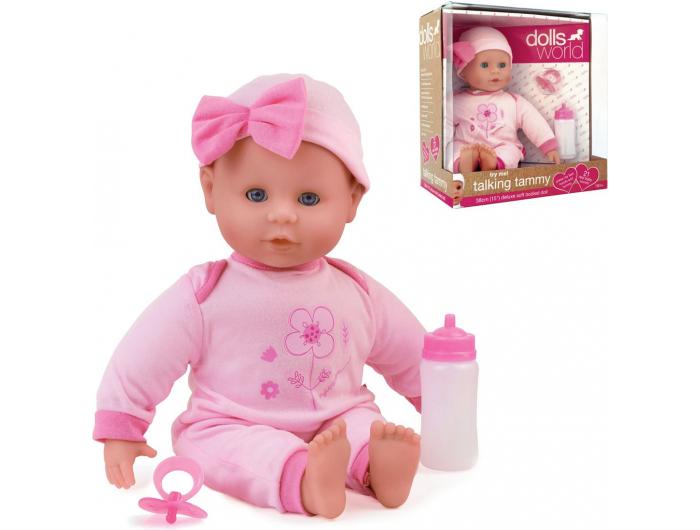 Dječja igračka lutka s funkcijama
