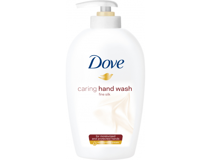 Dove tekuči sapun Silk 250 ml