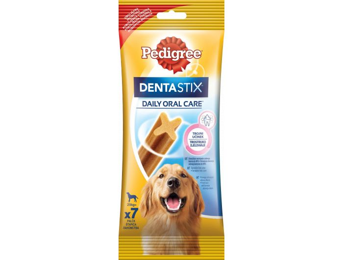 DentaStix Pedigree dopunska hrana za pse 270 g