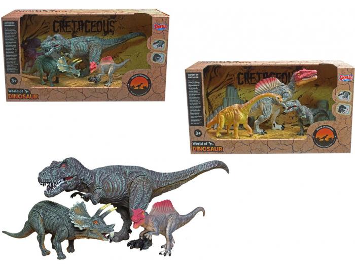 Set dječjih igračaka dinosauri 3 kom