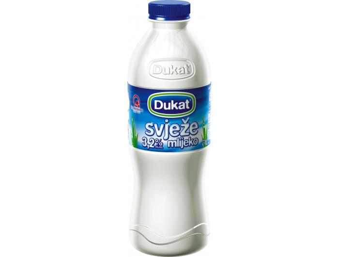 Dukat svježe mlijeko 3,2 % m.m. 1 L
