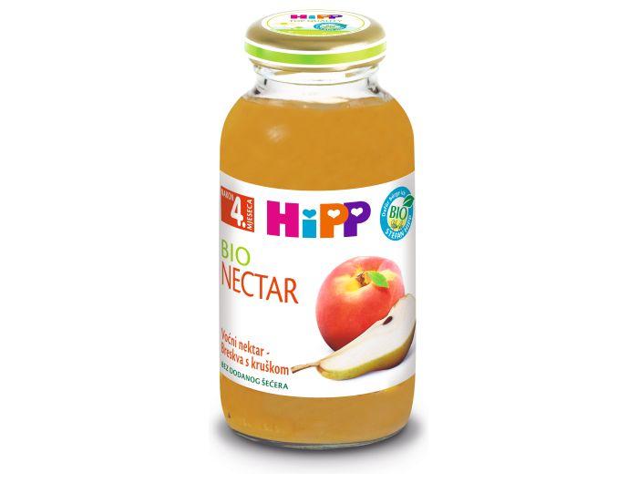 Hipp bio nektar breskva 200 ml
