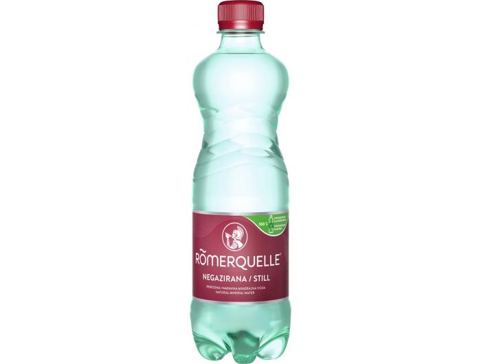 Romerquelle negazirana mineralna voda 0,5 L
