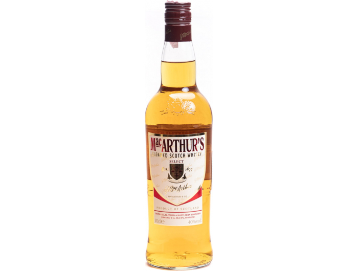 Mac Arthur's Whiskey, 0,7