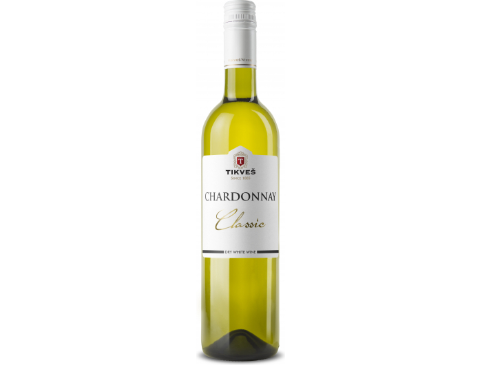 Tikveš Vino Chardonnay 0,75 L