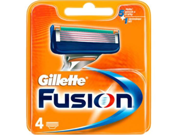 Gillette zamjenske britvice Fusion 4