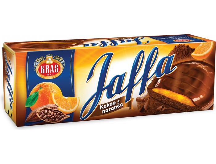 Kraš Jaffa biskvitni desert kakao i naranča 120 g