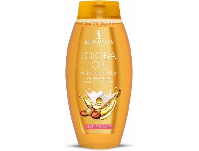 Afrodita gel za tuširanje Jajoba Oil 250 ml
