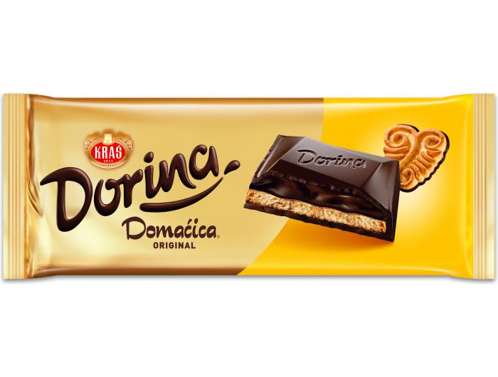 Kraš Dorina Domaćica čokolada 300 g