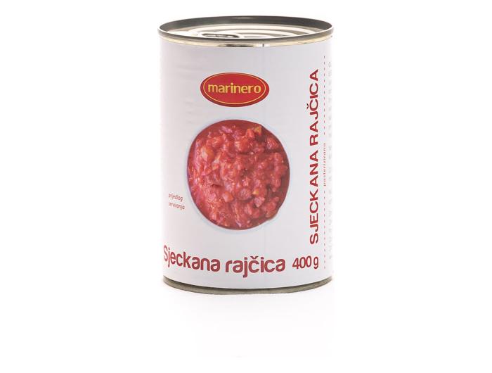 Marinero Sjeckana rajčica 400 g