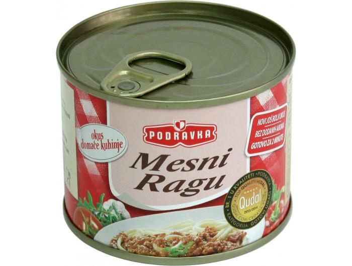 Podravka mesni ragu 200 g