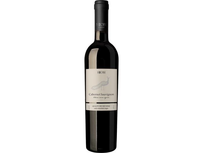 Crno vino Cabernet Sauvignon Stobi 0,75 L