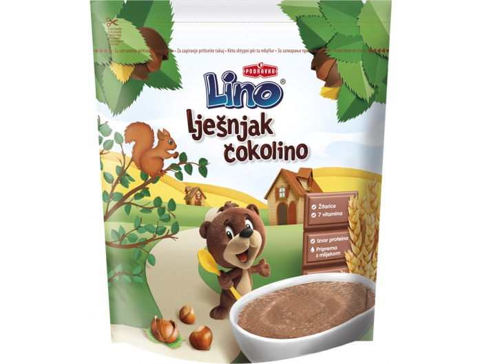 Lino Čokolino lješnjak 500 g