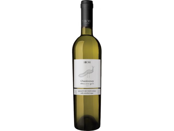 Chardonnay vino Stobi 0,75 L
