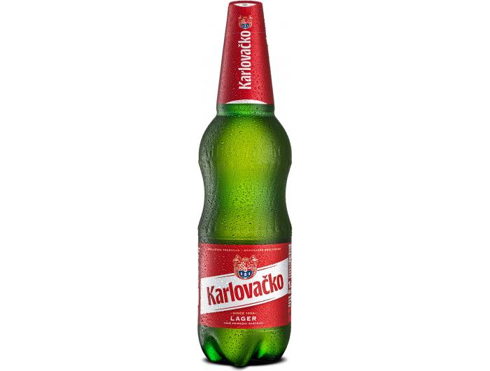 Karlovačko Svijetlo pivo 1 L