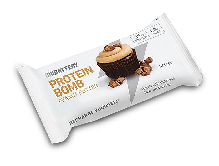 Proteinska pločica, 60 g, Barebells, Protein Bar