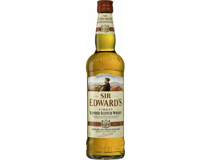 Sir Edwards whisky 0,7 L