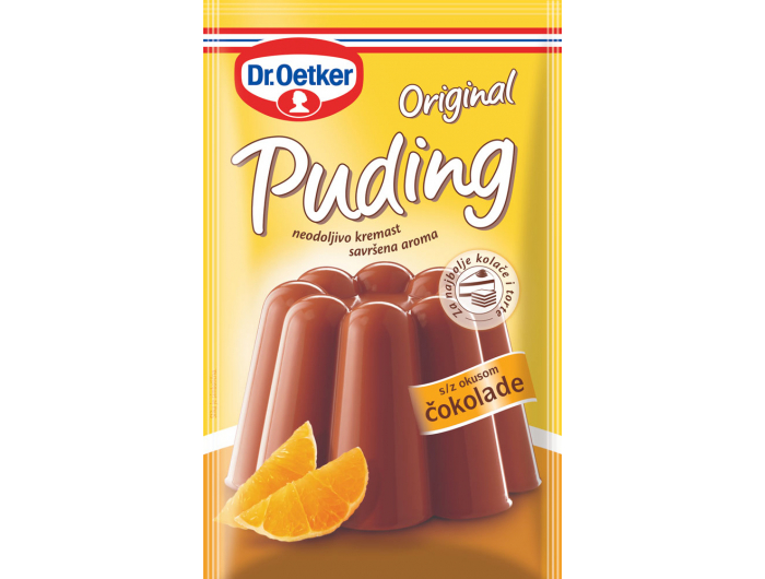 Dr.Oetker puding čokolada 49 g