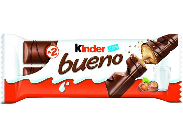 Ferrero Kinder Bueno čokoladni desert, 43 g