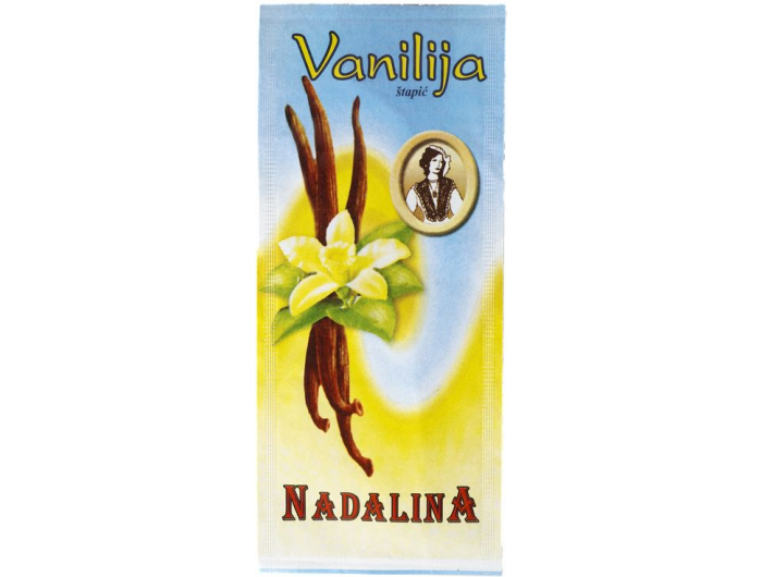 Nadalina vanilija štapić 3 g