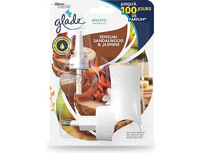 Glade electric scented oil punjenje za osvježivač zraka – Sandalwood & Jasmine 20 ml 1 kom