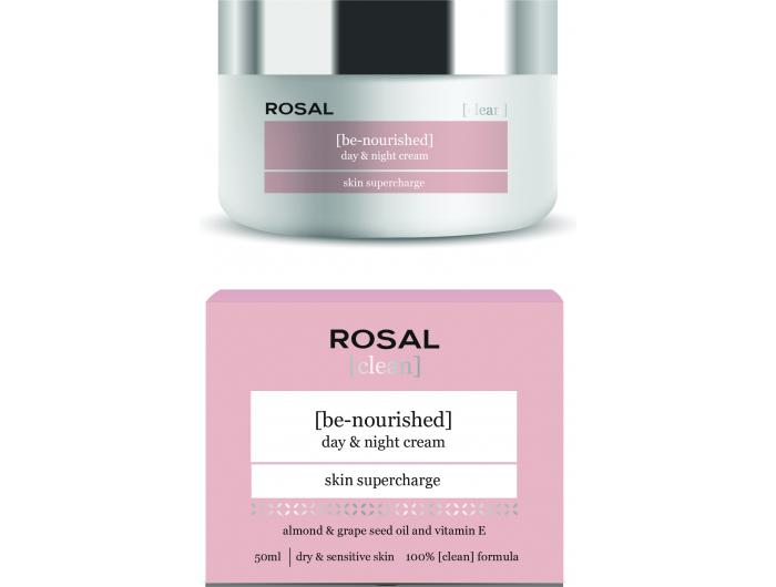 Rosal clean krema s bademovim uljem 50 ml
