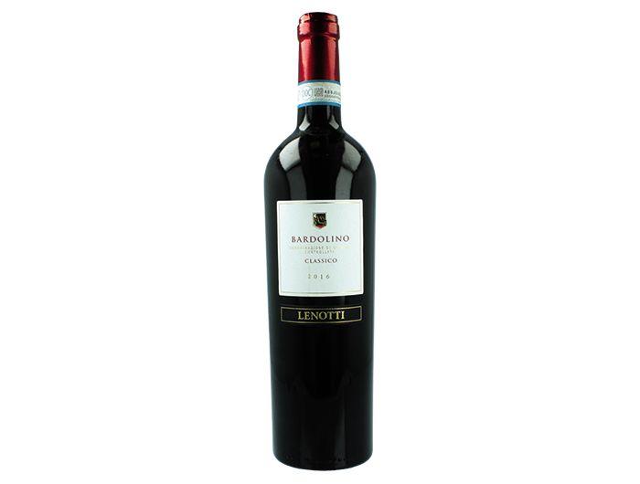 Vino crno  Bardolino Classico Lenotti Italija 0,75 L