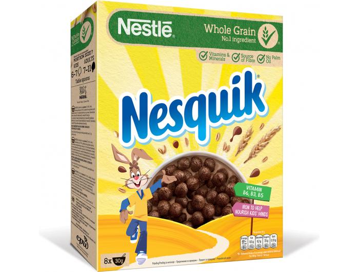 Nestle Nesquik Žitne pahuljice 250 g