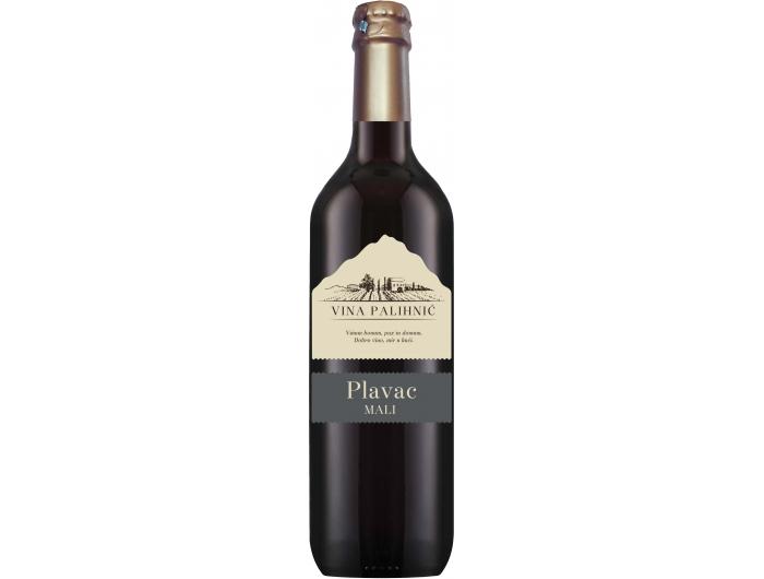 Palihnić Plavac mali kvalitetno crno vino 1 L