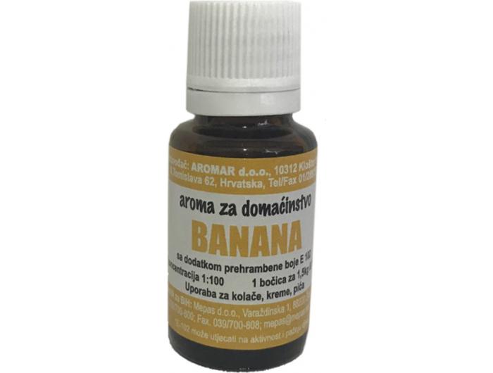 Aromar Banana aroma za domaćinstvo  15 ml