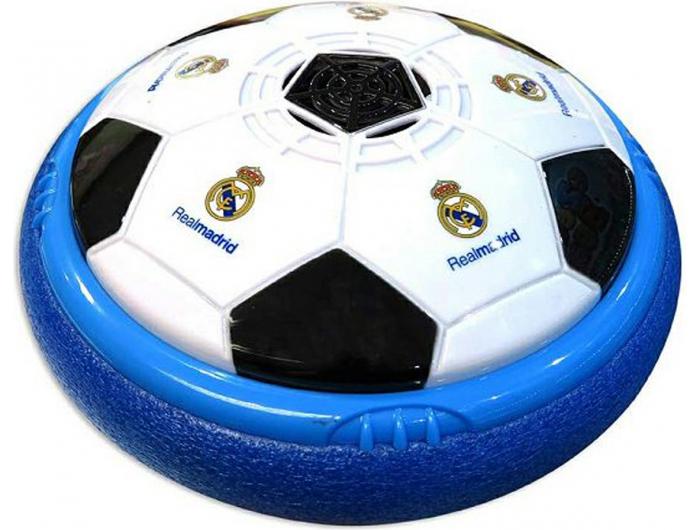 Lopta Real Madrid za ravne površine na baterije 1 kom