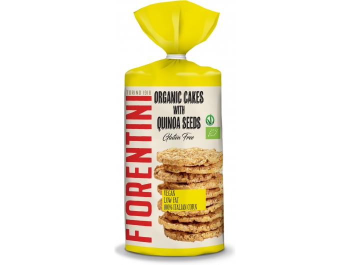 Fiorentini bio krekeri quinoa 120 g