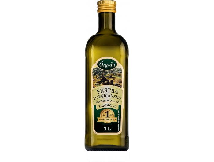 Orgula Ekstra djevičansko maslinovo ulje 1 L