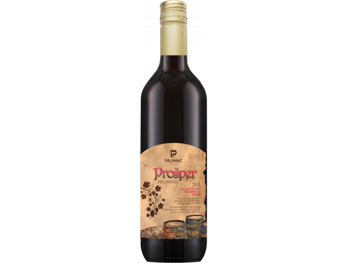 Vina Palihnić Prošek desertno vino 1 L