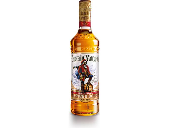 Captain Morgan Original Spiced Goold Rum 0,7 L