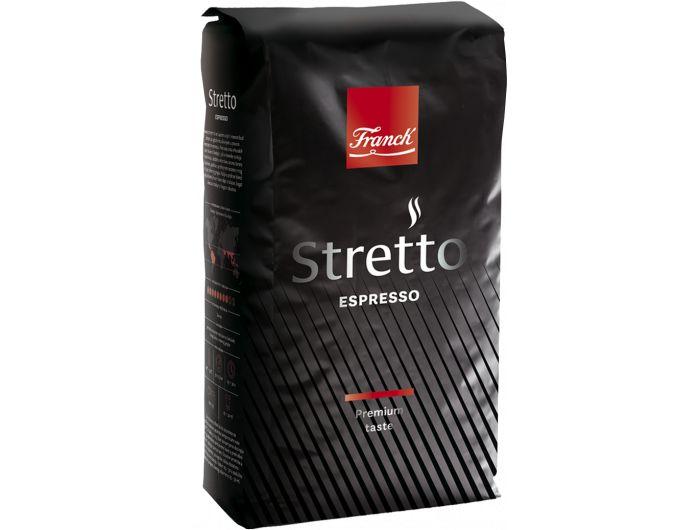 Franck espresso stretto kava 1 kg