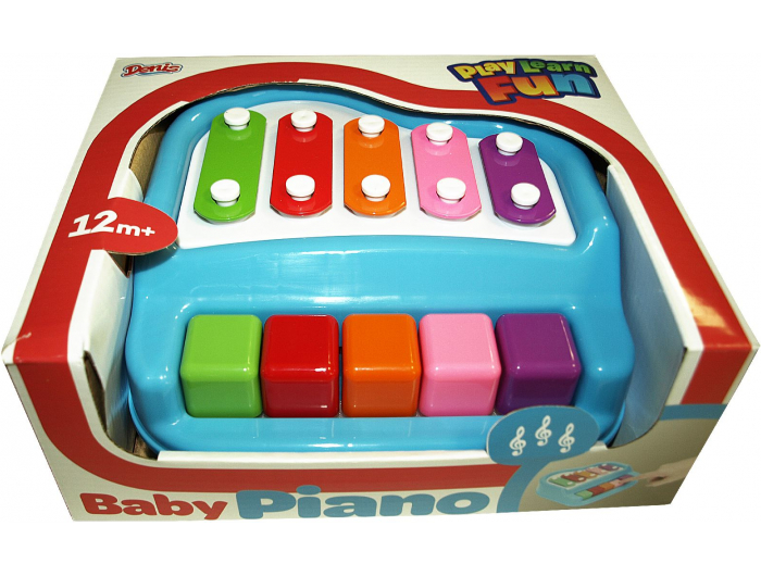 Moj prvi piano