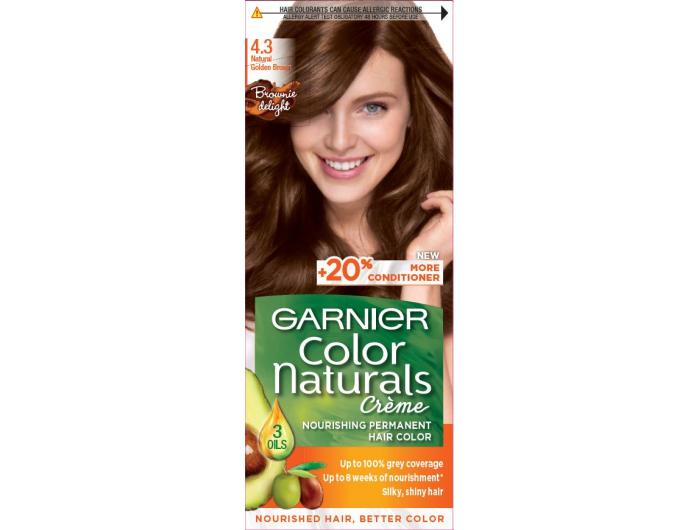 Garnier Color naturals Boja za kosu br. 4.3 1 kom